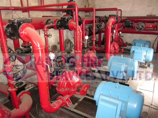 sprinkler system  hydrant system  water spray systems  hvw Water Pump Relay Switch Troubleshooting Fire Pump Room Installation