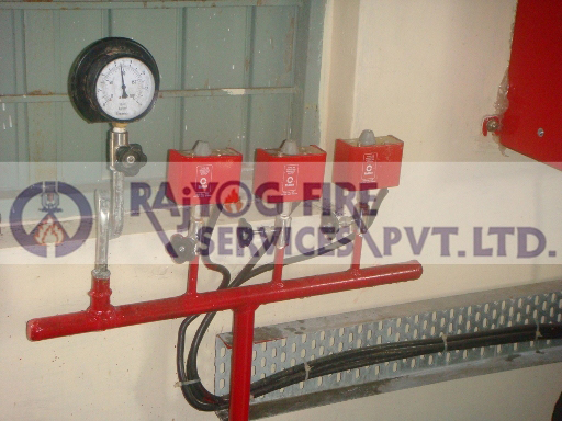 ... Water Spray Systems, MVW Water Spray Systems, Fire Alarm Systems