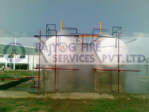 Sprinkler system hydrant water spray systems hvw